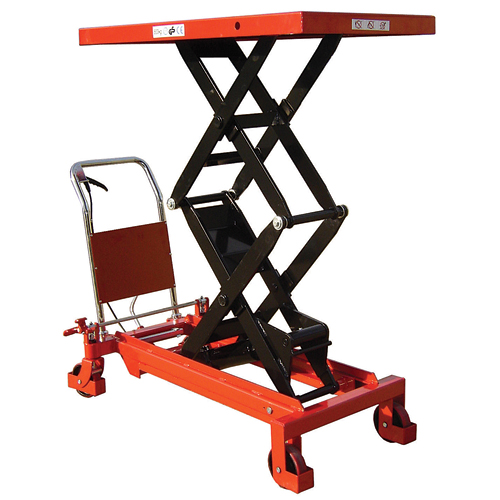 Lift Tables & Pallet Stackers
