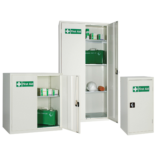 First Aid Cabinets & Kits