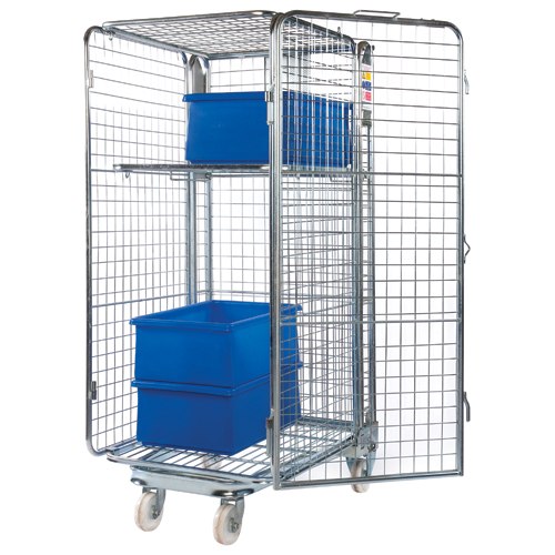 Roll Containers & Cage Trolleys