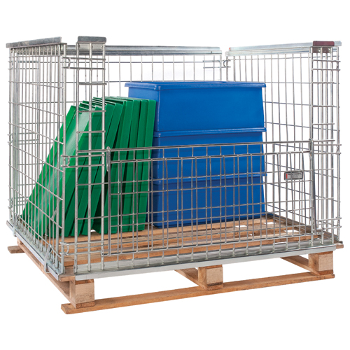 Mesh Cages & Storage Cages