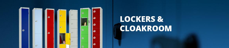 Lockers & Cloakroom