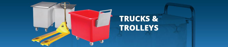 Trucks & Trolleys