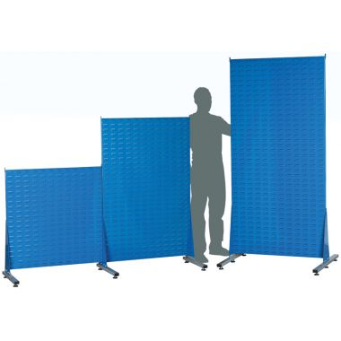 Free Standing Louvered Panel - Double Sided