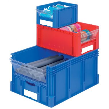 Stackable Picking Bin (800 x 600 x 320mm)