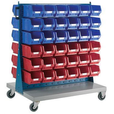 Louvered Trolley Kit - Double Sided