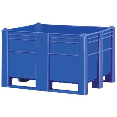 Plastic Pallet Boxes – 500 Litre (Euro)
