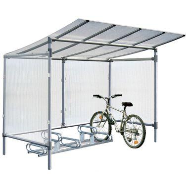 Economy shelter - Fully Clad