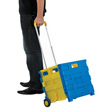 Foldable Box Trolley - Large