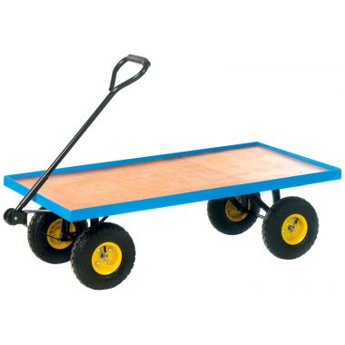 Flat-Bed Truck - Plywood Base