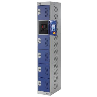 In-charge Tool Storage Lockers - Six Door