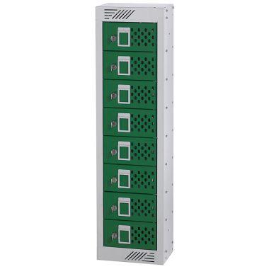 Incharge Personal Effects Lockers - Eight Door