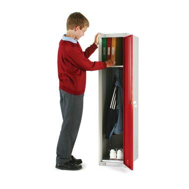 Single Door School Lockers