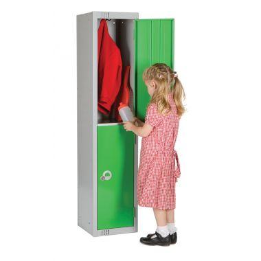 2 Door School Locker