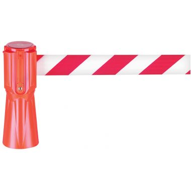 Retractable Barrier - Cone Mounted