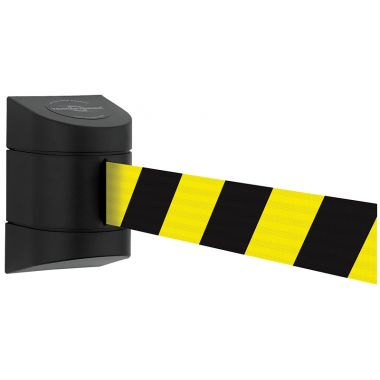 Wall Mounted Retractable Barrier - Standard