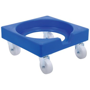 Plastic Dolly for Inter-Stacking Plastic Bins - RMSBD