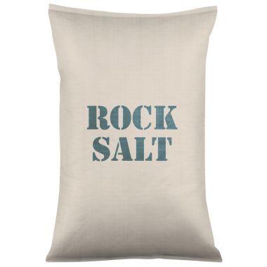 Bagged Brown Rock Salt (3 x 25kg)
