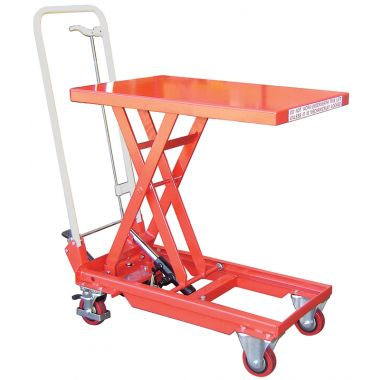 Manual Scissor Lift Table - 300kg