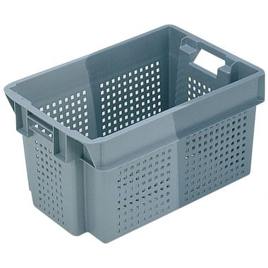 Plastic Stack Nest Container - 11052
