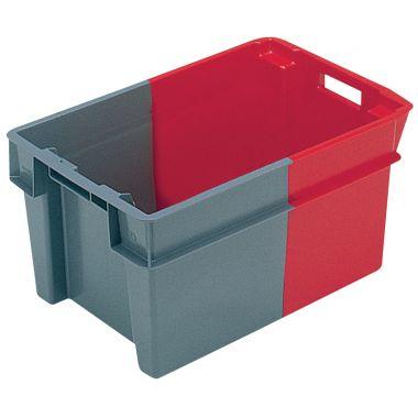 Plastic Stack Nest Container - 11051