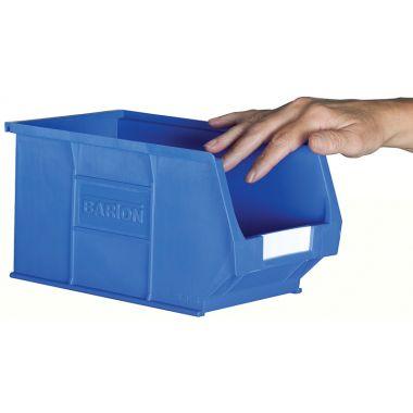 Medium picking bin container