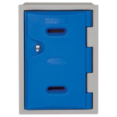Front small plastic locker