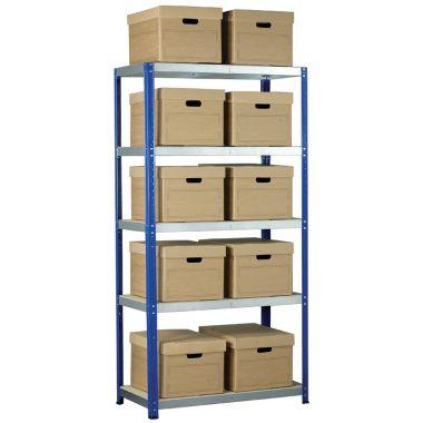 Eco Rack Kit - Ten Archive Boxes