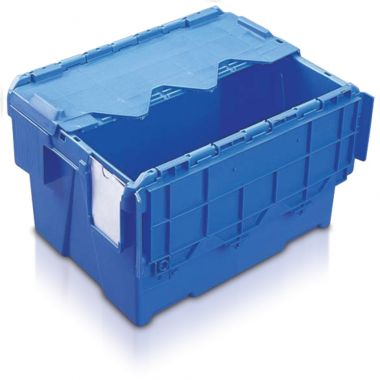 Attach Lid Container - (400 x 300 x 264mm)