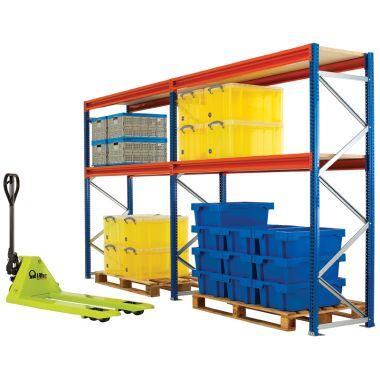 Warehouse Racking - Long Span Extension Bay