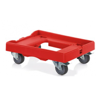 Plastic Dolly to suit 600 x 400mm Plastic Containers