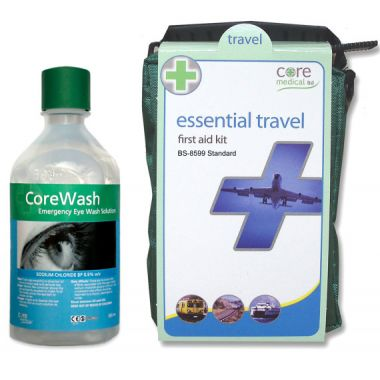 First Aid - Travel Kit