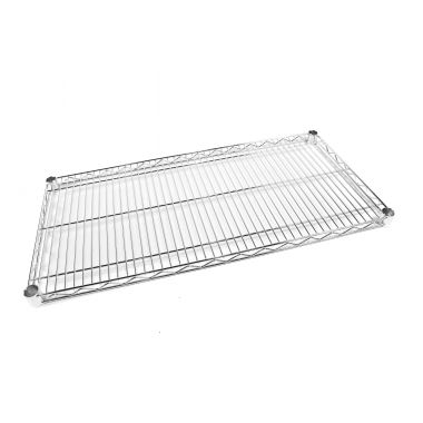 Wire Shelving - Chrome Unit Additional Shelf