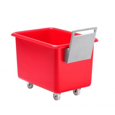 Plastic Container Truck with Handle – 200 Litre