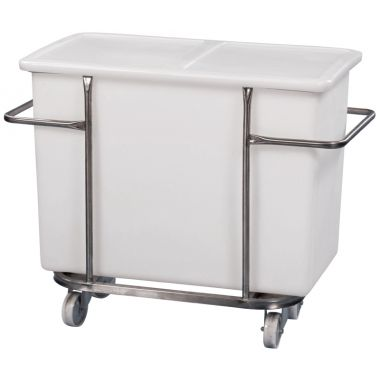 Stainless Chassis & Plastic Tank - 200 Litre - RM45CTSS