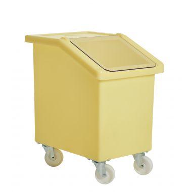 Food Ingredient Storage Bin (Yellow) RM20TR