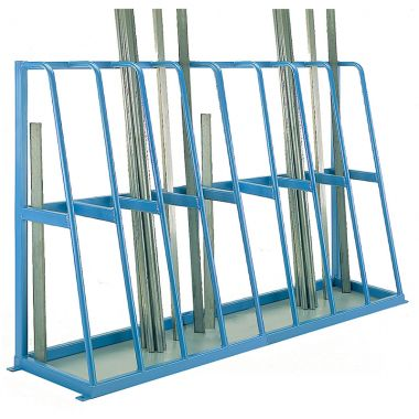 Vertical Storage Rack - Eight Bay