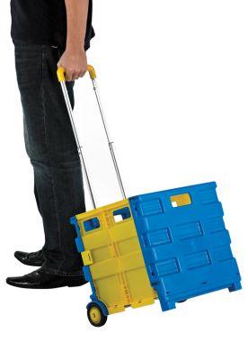 Foldable Box Trolley - Large