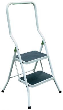 Folding Step Stools - Two Step