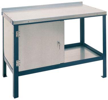 Heavy Duty Workbench - Steel Top