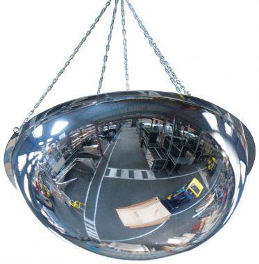Horizontal View Ceiling Mirror