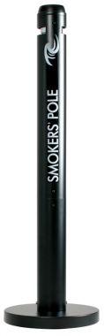 Smokers Pole - Aluminium