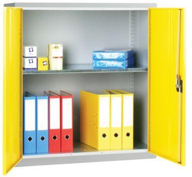 Small Industrial Cupboard - Double Door