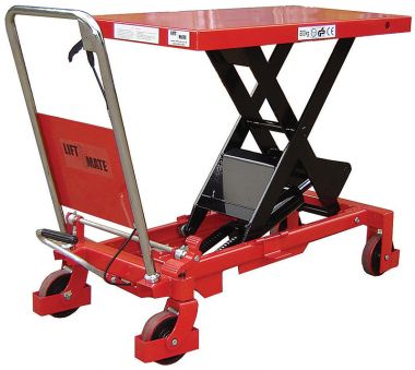 Manual Scissor Lift Table - 1500kg