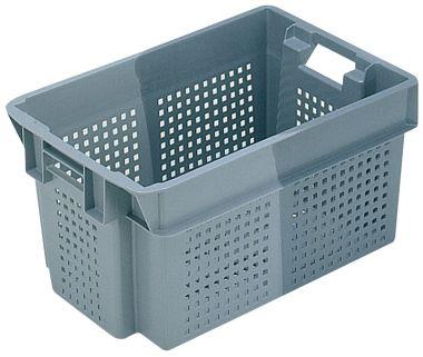 Plastic Stack Nest Container - 11052