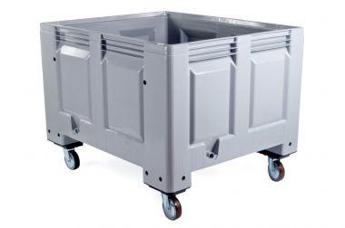Wheeled Plastic Pallet Box