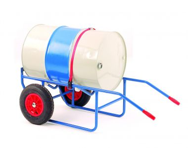 Drum Trolley and Pouring Stand