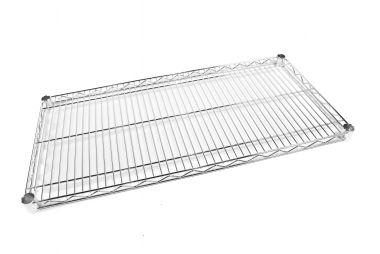 Wire Shelving - Chrome Unit Additional Shelf