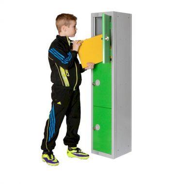Low Height School Locker
