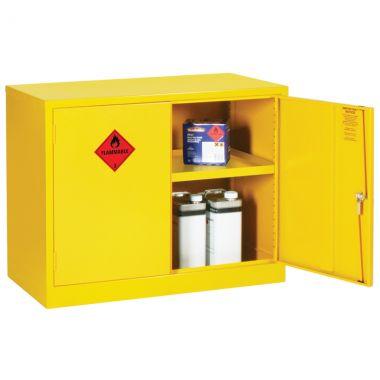 Mini Hazardous Substance Safety Cabinets - MHSC02