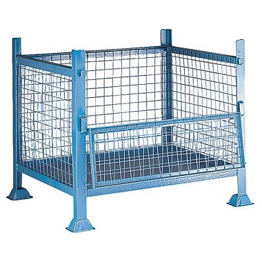 Mesh Open Sided Stillage - Small